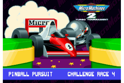 Micro Machines 2: Turbo Tournament (1995 - DOS). Ссылки ...
