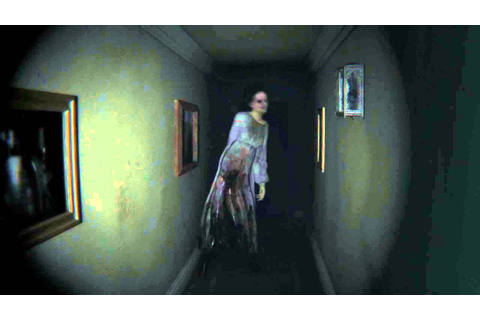 P.T. Silent Hills Lisa Ghost Part 3 - YouTube