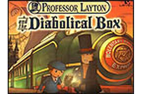 Classic Game Room HD - PROFESSOR LAYTON and the DIABOLICAL ...