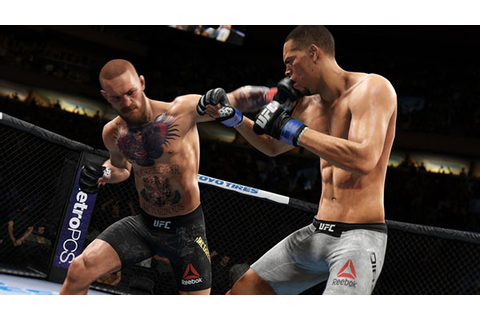 EA Sports UFC 3 announced for PS4, Xbox One - Gematsu