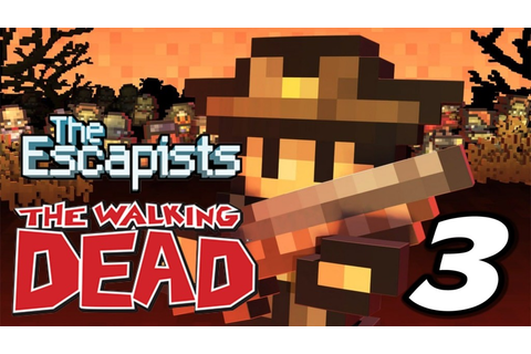 THE ESCAPISTS THE WALKING DEAD PC ITA Full Game Download ...