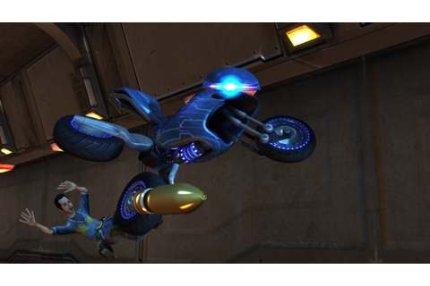 Games Fiends - LocoCycle (Xbox 360) Review
