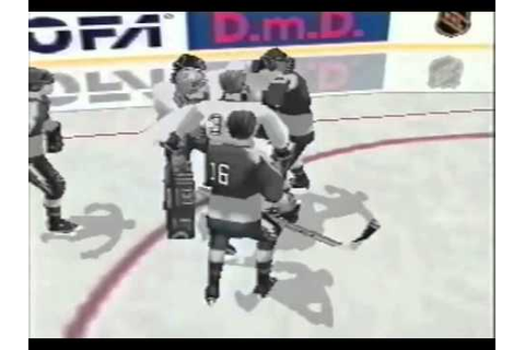 Nhl Blades Of Steel 99 free pc game download - YouTube