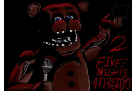 Five Nights At Freddys 2 by charcoalman on DeviantArt