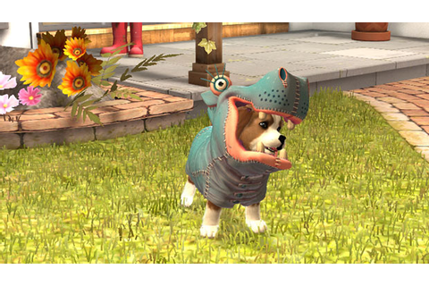Sony challenges Nintendogs with PlayStation Vita Pets