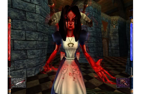American McGee's Alice (PS3) Review - DLC for Alice ...