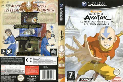 GAVY78 - Avatar: The Legend of Aang