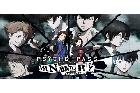 Psycho Pass Mandatory Happiness Free Download PC Game