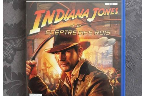 Indiana Jones et le Tombeau de l'Empereur sur PS2 | FiftyTrade