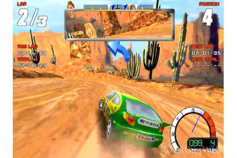 Screamer Rally Download - Games4Win