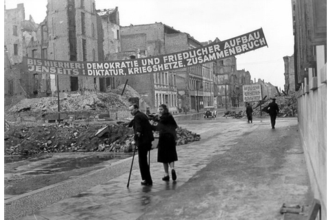 1948. The Isolation of West Berlin