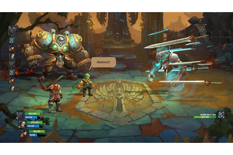 Battle Chasers Nightwar Recensione PC PS4 Xbox One | TGM