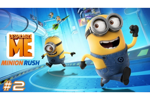 Despicable Me: Minion Rush - Samsung Galaxy S3 Gameplay #2 ...