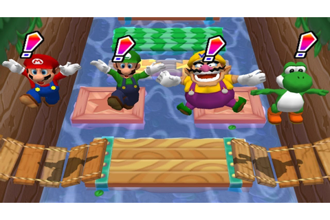 Mario Party 6 - All Mini Games - YouTube