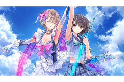 Blue Reflection details world, game flow - Gematsu