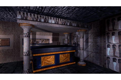 Mummy Tomb Of The Pharaoh 1996 part5 - YouTube