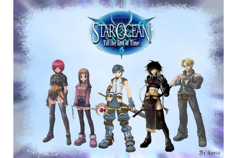 Pics For > Star Ocean Till The End Of Time Wallpaper ...