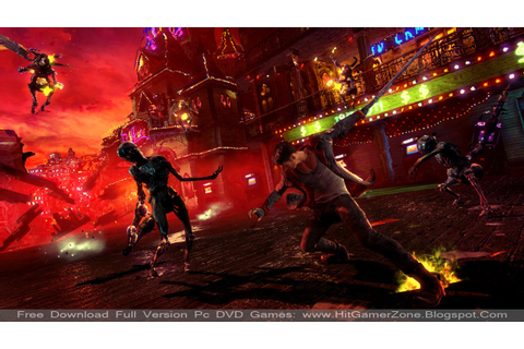 Devil May Cry 5 Fully full version PC Games | RAYDEN GAMES