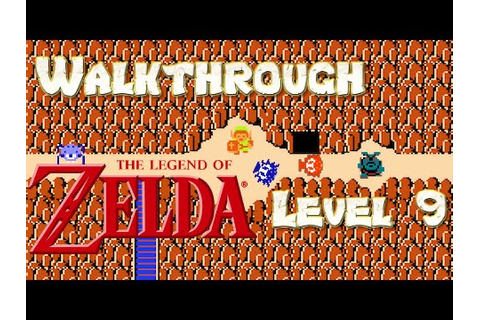 The Legend of Zelda (NES) Gameplay & Full Walkthrough of ...