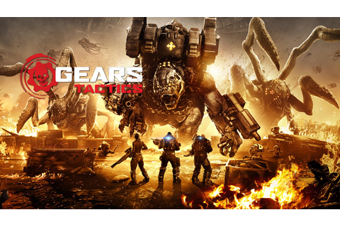 Gears Tactics out today, available through Xbox Game Pass ...