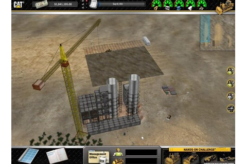Caterpillar Construction Tycoon Free Download Full PC Game ...
