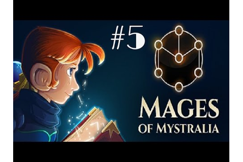 Mages of Mystralia Walkthrough Gameplay Part 5 - Sky Shard ...