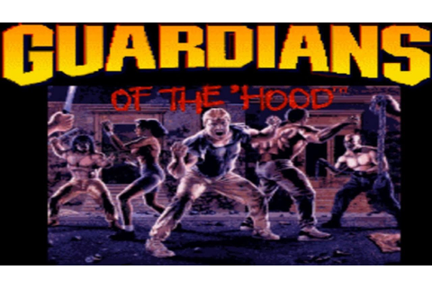 Guardians of the 'Hood (Arcade) - YouTube