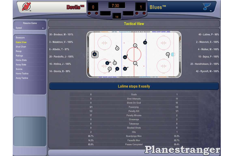 NHL Eastside Hockey Manager 2005 Download Free Full Game ...