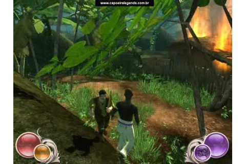 Capoeira Legends: Path to Freedom Chapter 1 [Gameplay ...