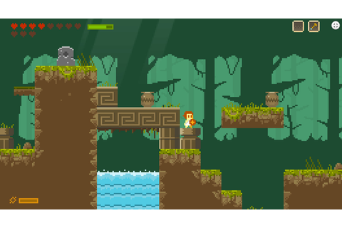Retro Adventure Title Elliot Quest Coming to Wii U in 2015 ...