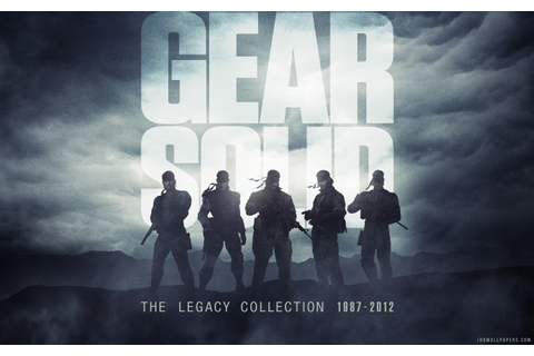 Metal Gear Solid The Legacy Collection wallpaper | games ...