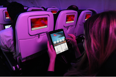 How has inflight entertainment developed over time? | Virgin
