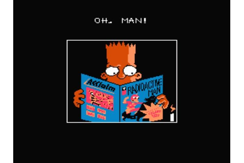 Download The Simpsons: Bartman Meets Radioactive Man - My ...