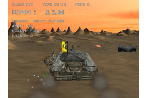 Tread Marks (2000) - PC Review and Full Download | Old PC ...