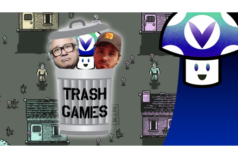[Vinesauce] Vinny - Trash Games - YouTube