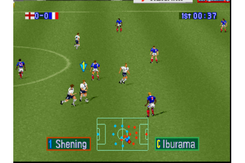 World Soccer Winning Eleven '97 (Japan) PSX ISO - CDRomance