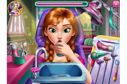 Anna Real Dentist - Girls games - GamingCloud
