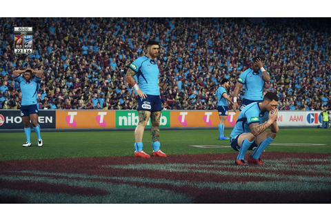 Rugby League Live 3 - EB Games Australia