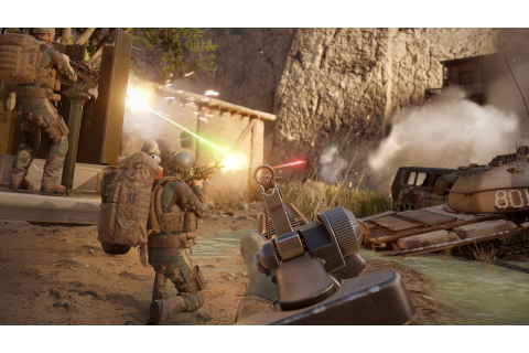Insurgency: Sandstorm is free to play this weekend on ...