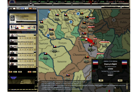 » Darkest Hour : A Hearts of Iron Game | Blog des Jeux ...