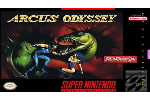 Arcus Odyssey – An Underappreciated Gauntlet-like Gem ...