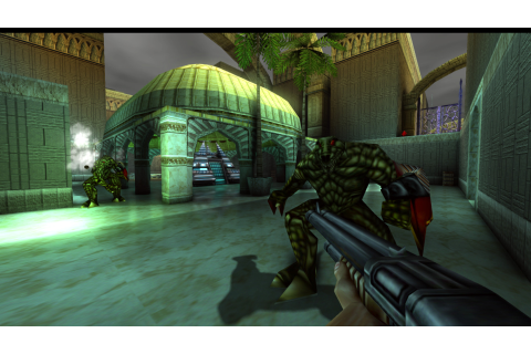 Turok 2 Seeds of Evil Remastered Free Download - Ocean Of ...