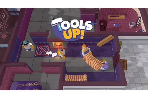 Tools Up Review: A Fixer Upper Game - Gideon's Gaming