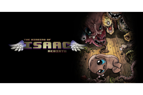 The Binding of Isaac: Rebirth | Wii U download software ...