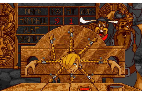 Download Heimdall rpg for DOS (1992) - Abandonware DOS
