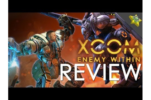 XCOM: Enemy Within Rev3 review : Games