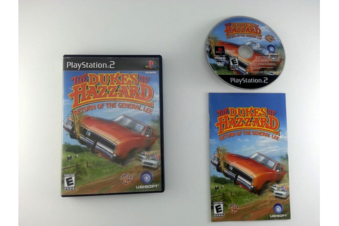 Dukes of Hazzard Return of the General Lee game for ...