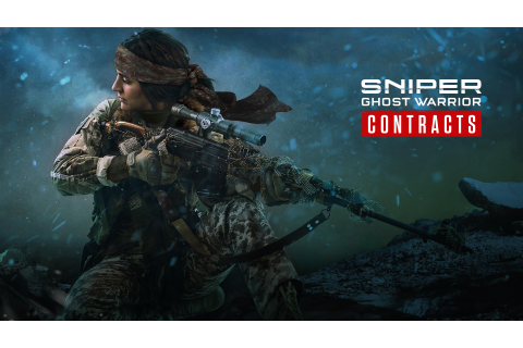 Sniper Ghost Warrior Contracts, Poster, 4K, #6 Wallpaper