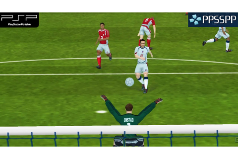 World Tour Soccer 06 - PSP Gameplay 1080p (PPSSPP) - YouTube
