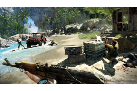Far Cry 3 Free Download - Ocean Of Games